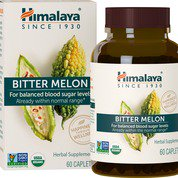 Bitter Melon - Glycemic Control Himalaya Herbals 60 VCaps
