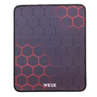 Gaming Mouse Pad Rubber Mouse Pad Anti-skid Wear-resistant Mouse Pad with Locking Edge Design for Office and Home
