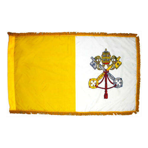 Annin Flagmakers Colonial Papal Vatican Flag