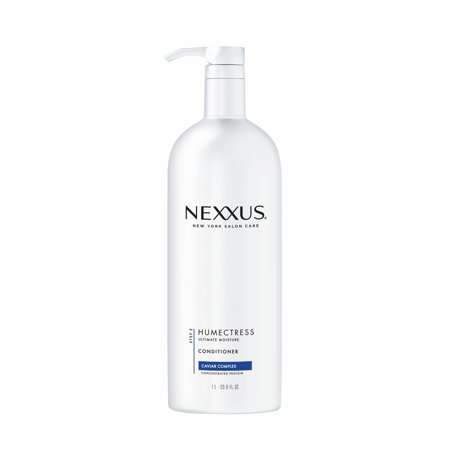 Nexxus for Normal to Dry Hair Conditioner, 33.8 (Best Moisturizer For Dry Natural Hair)