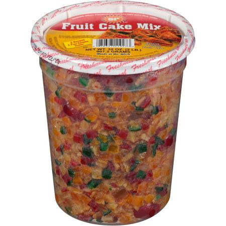 Sunripe Fruit Cake Recipe