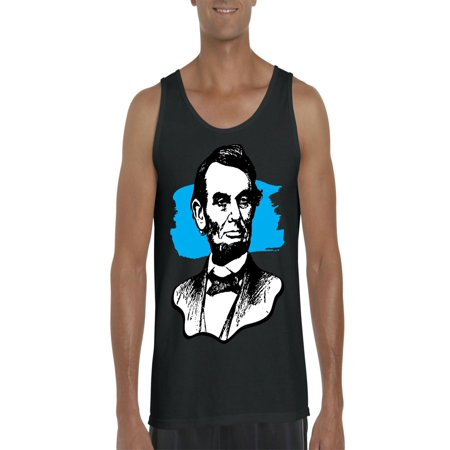 540bfc2adab8e7 Normal is Boring - Abraham Lincoln American President Men s Ultra Cotton Tank  Top - Walmart.com