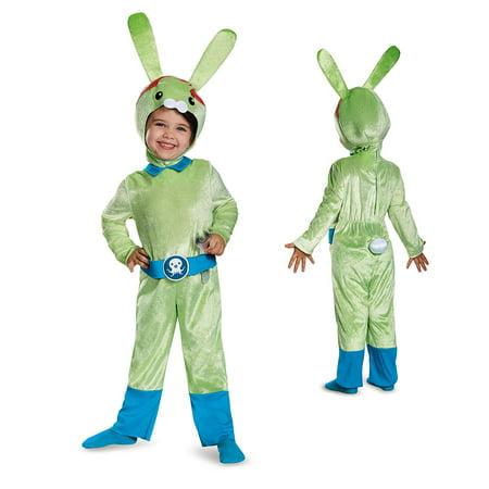 Toddler Octonauts Tweak Bunny Costume - Octonauts Characters Tweak