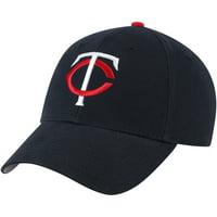 Minnesota Twins Fan Favorite Basic Adjustable Hat - Navy - OSFA