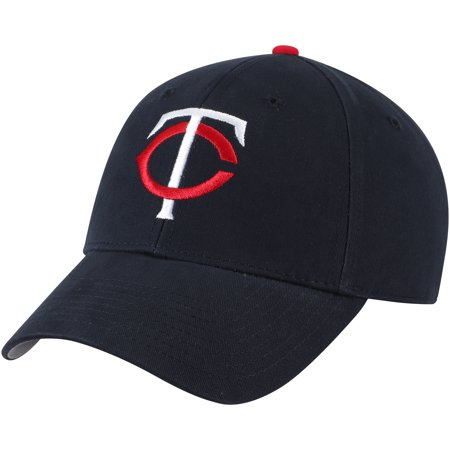 - Minnesota Twins Fan Favorite Basic Adjustable Hat - Navy - OSFA