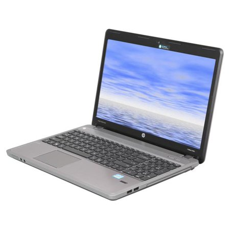 - HP ProBook 4540s Notebook- 120GB SSD, 4GB RAM, Intel i3 CPU, Windows 10 Pro - Refurbished