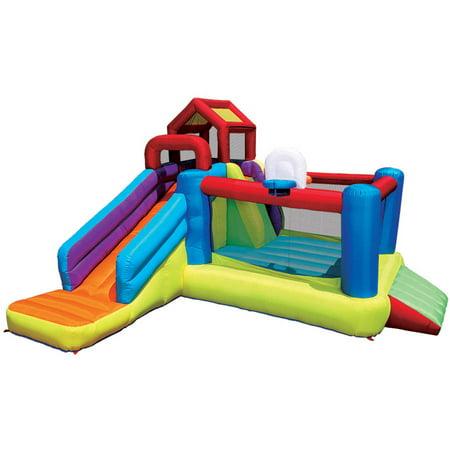 8ea3509e2 Banzai Climb  N Bounce Clubhouse - Walmart.com