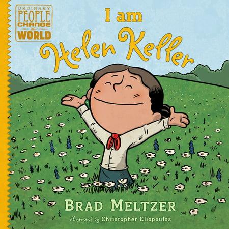 I am Helen Keller (Kellers Keller Halloween)
