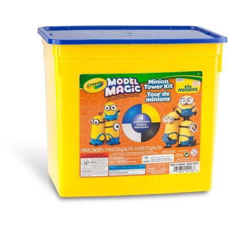 Crayola Model Magic Clay 1.5 lb Tub, Minion Edition Set