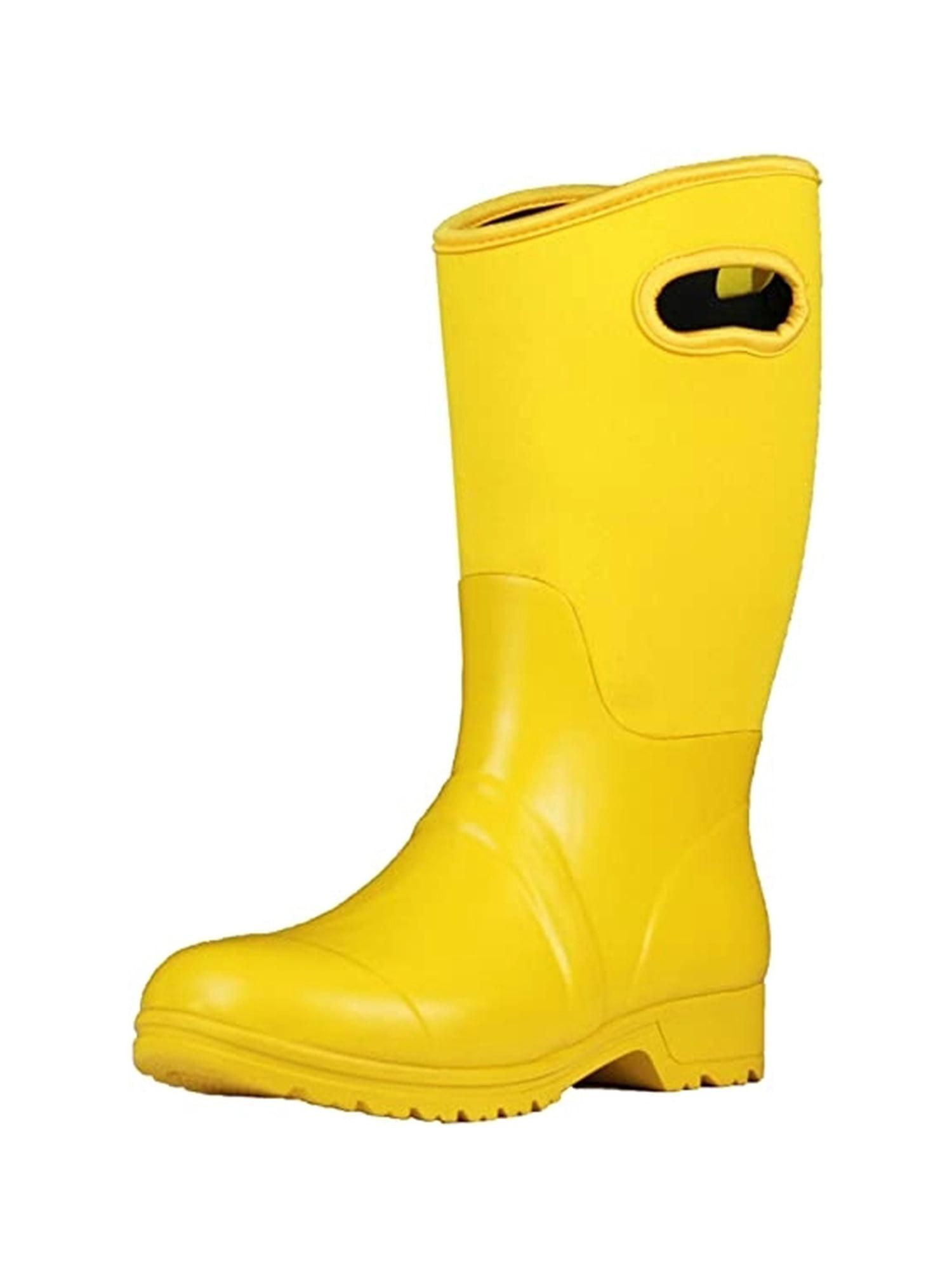 Neoprene Rubber Waterproof Rain Boots