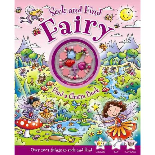 Seek and Find Fairy: Find a Charm Book