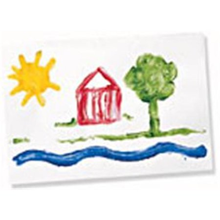 Pacon Corporation Pac73610 Fingerpaint Paper 11 Inchx16 Inch - image 1 of 1