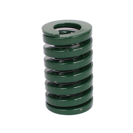 30mm OD 50mm Long Heavy Load Coil Stamping Compression Mold Die Spring Green - image 1 of 2
