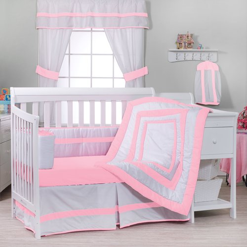Baby Doll Bedding 4 Piece Crib Bedding Set by Baby Doll Bedding
