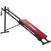 Total Gym 1100 Total Home Gym with Workout DVD and Back Support
