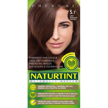 Naturtint Permanent Hair Color 5.7 Light Chocolate