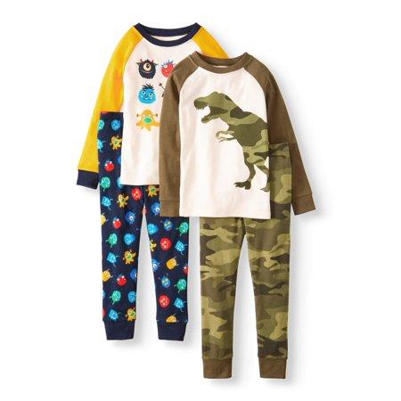 be690ef031ac Cotton Tight Fit Pajamas