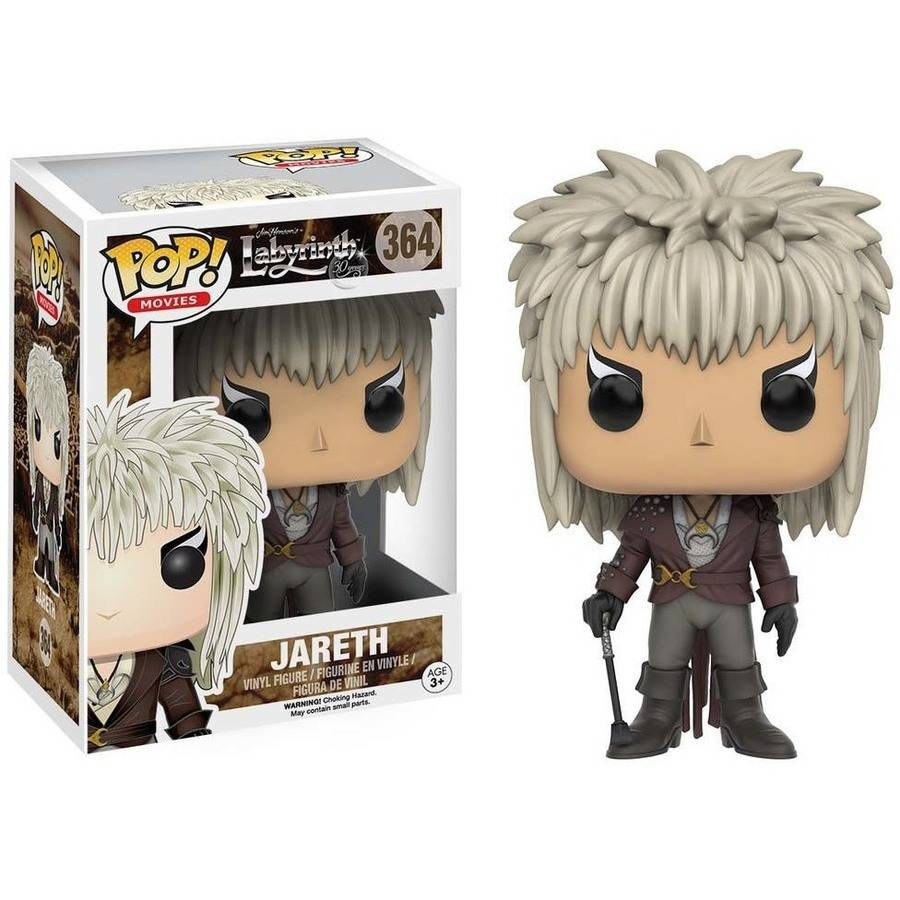 Funko 10824 POP! Labyrinth Jareth