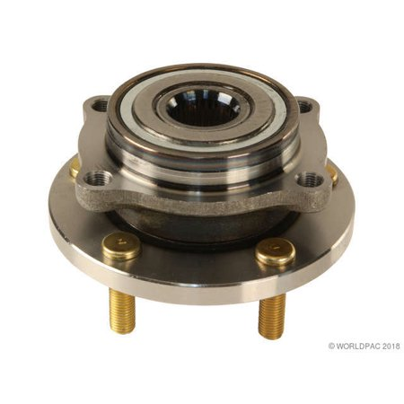 - First Equipment Quality W0133-1780567 Wheel Bearing and Hub Assembly for Mitsubishi Models