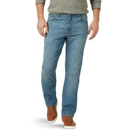 Wrangler Men's Premium Straight Fit Jean