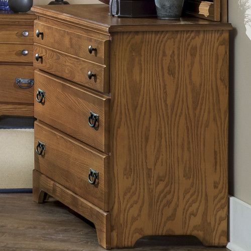 Carolina Furniture Works, Inc. Creek Side 3 Drawer Dresser