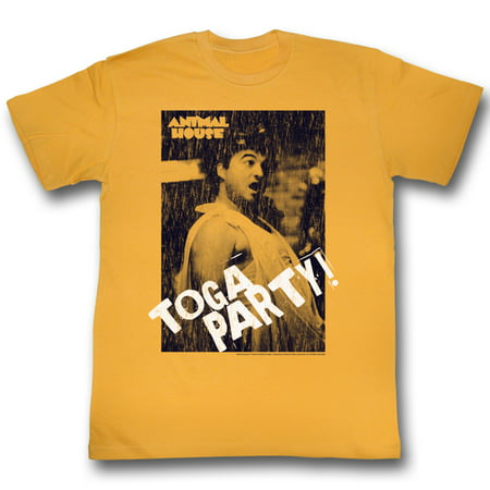 Animal House Movies Toga Party Adult Short Sleeve T Shirt (Toga Buy)