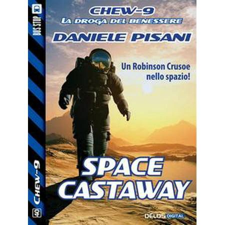 - Space Castaway - eBook