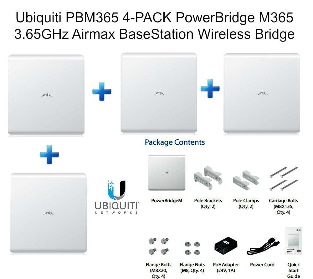 Ubiquiti PBM365 Bridge Drivers for Mac Download