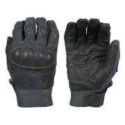 DAMASCUS DMZ33MED Tactical/Military Glove,M,Black,PR