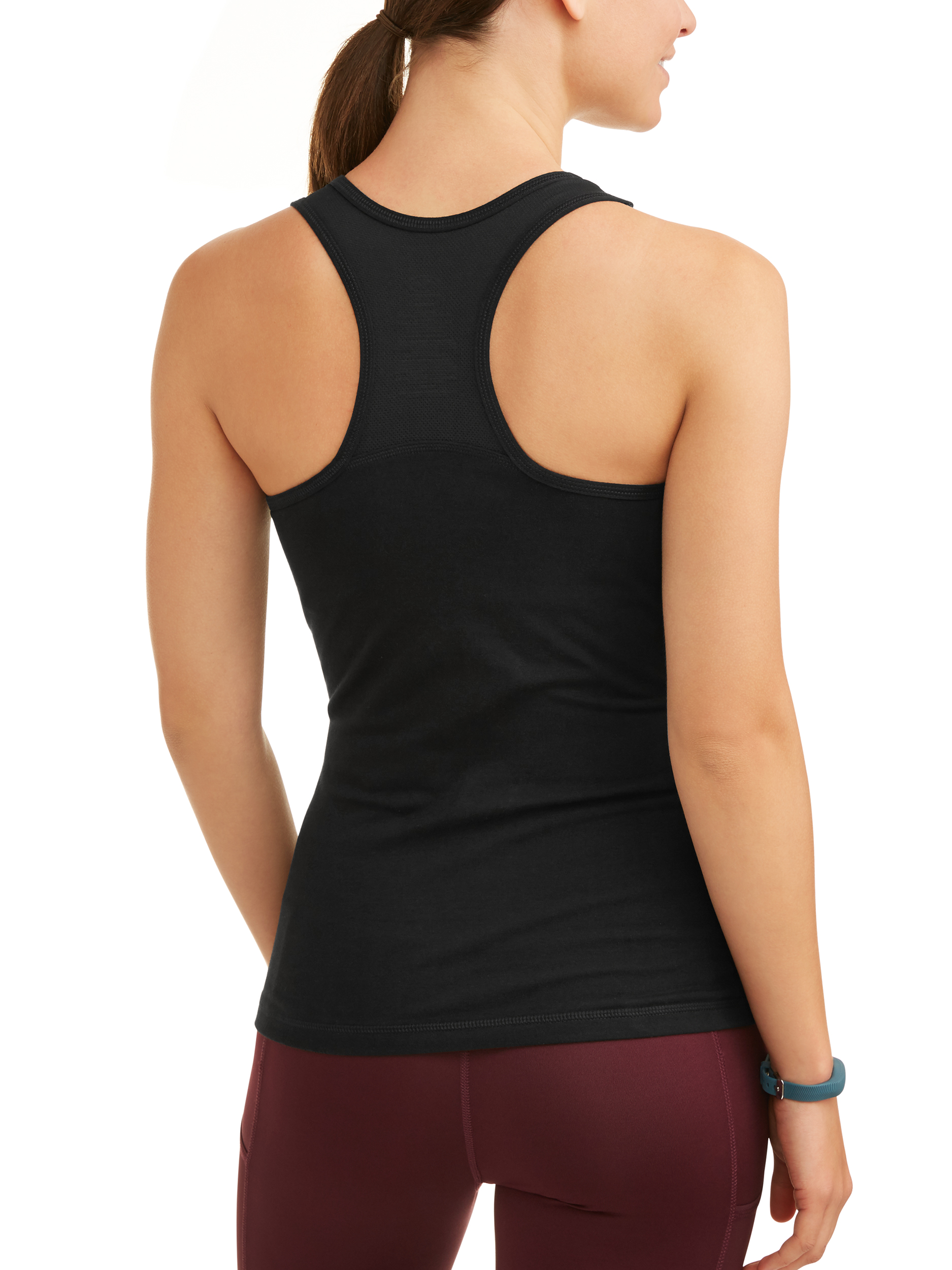 248f61cbe9bf3 Athletic Works - Women s Dri More Core Shelf-Bra Racerback Tank -  Walmart.com
