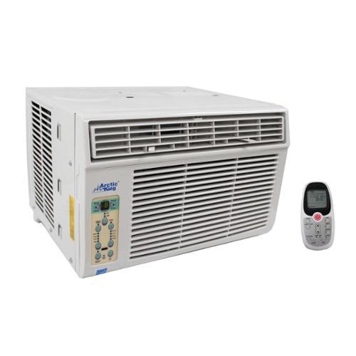 Arctic King 8,000 BTU Energy Star Window Mount Air Conditioner AC Unit, 350 SqFt