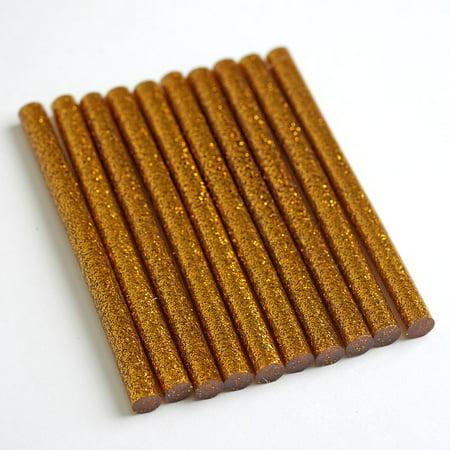 BalsaCircle 10 pcs DIY Crafts Hot Melt Glue Sticks - Art Wedding Party Decorations Scrapbooking Supplies - Scrapbooking Glue