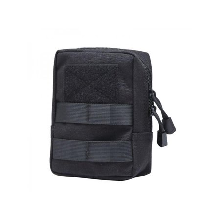 MarinaVida Tactical EDC Molle Pouch Belt Waist Pack Bag Military Army Durable Waist Bags ()