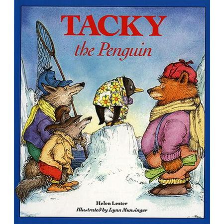 Tacky the Penguin (Tacky Tourist)