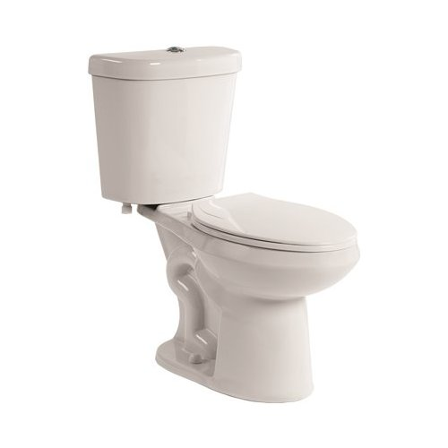 Click here to buy Premier Faucet All-in-One Comfort Height Dual Flush Elongated One-Piece Toilet by Premier.