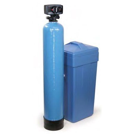 Fleck 5600 Timed Whole House Water Softener Uses Morton Salt