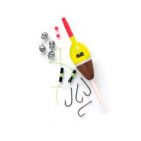 Thill Pro Series Slip Bobber Hook Rigs Rig Slip Float
