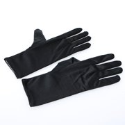 "10"" Black Gloves"