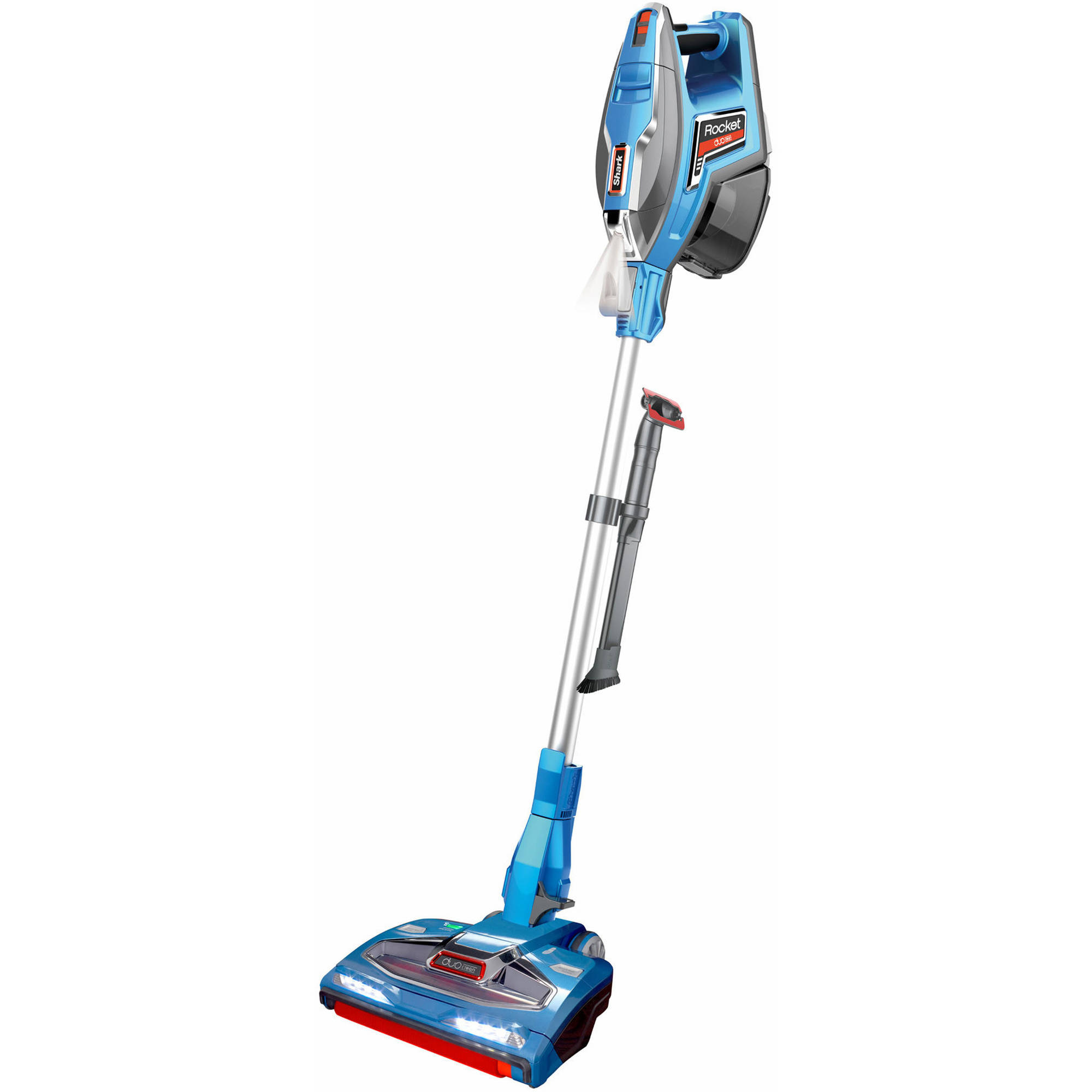 Shark Rocket Complete Corded Vacuum With Duoclean Blue