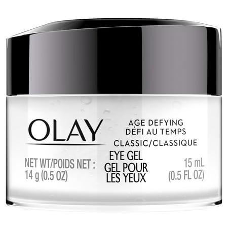 Olay Age Defying Classic Eye Gel, 0.5 oz - Pack of 2 ()