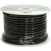 SA RPB425 4 Gauge 25ft. Spool Ground Wire - Black