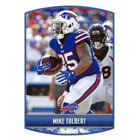 cd428e17057 2018 Panini NFL Stickers #26 Mike Tolbert Buffalo Bills Football Sticker -  Walmart.com