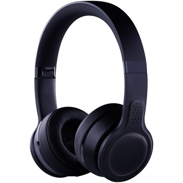 Blackweb Wireless On Ear Headphones Walmart Com Walmart Com