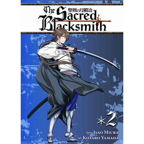 The Sacred Blacksmith 2