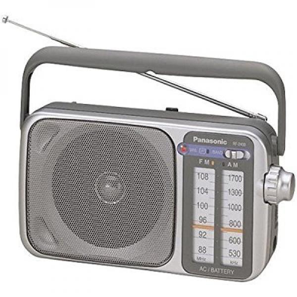 Panasonic 2 Band Receiver Portable AM & FM Transistor Rad...