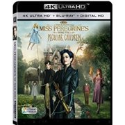 Miss Peregrine's Home For Peculiar Children (4K Ultra HD + Blu-ray + Digital HD) (Widescreen) by Twentieth Century Fox