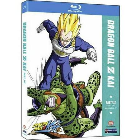 DragonBall Z Kai: Part Six (Blu-ray)