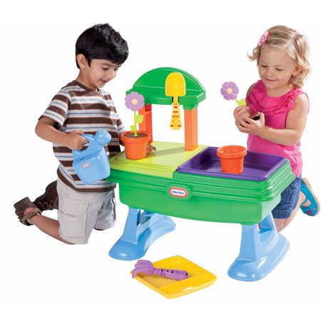 Little Tikes Garden Bench Play Set