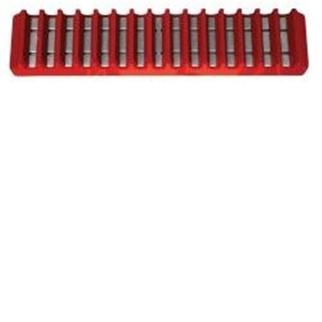 Mechanics Time Saver MTSSDH15-R Magnetic Screwdriver Holder - Red