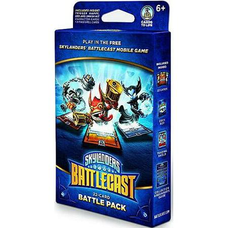 Skylanders Battlecast Pack B (Universal) - Crusher Skylander